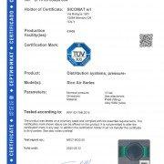 attestato_certificazione_TUV_prodotto_Sicomat
