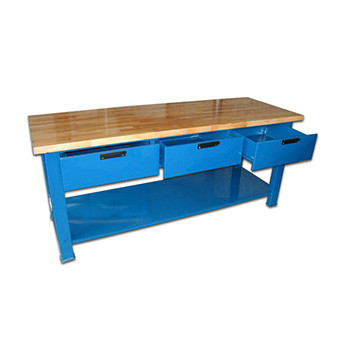 radionički-stol-200-cm,-3-ladice-